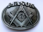 belt buckle,MASON MASONIC FREEMASONRY