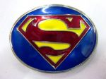 belt buckle, Superman Classic Oval Symbol